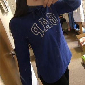 Gap loyal blue hoodie